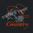Femme country  - C44