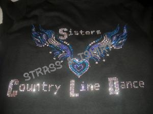 sister country line dance