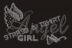 T-Shirt Angel girl A6