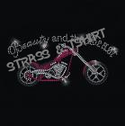 T-shirt - Moto chopper 01